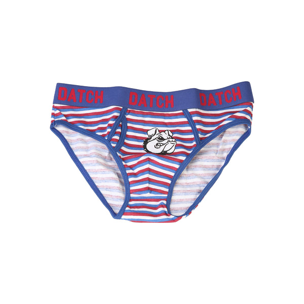 Datch royalblue, red Kids Brief