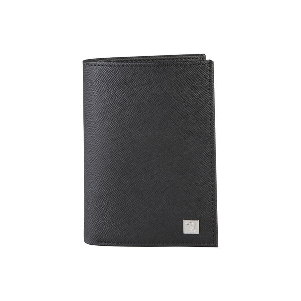 Trussardi Black Wallets