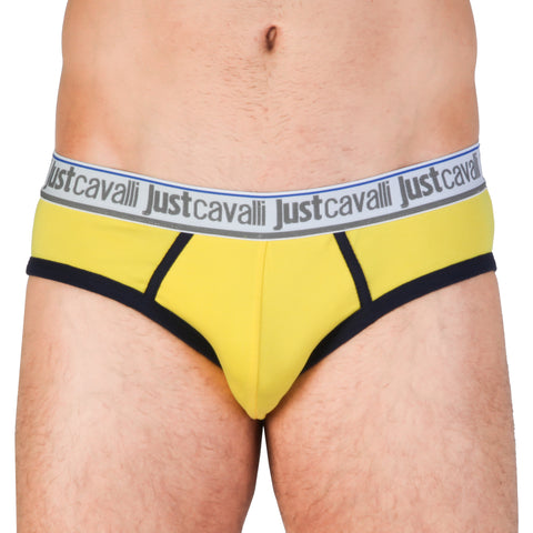 Just Cavalli Yellow Brief