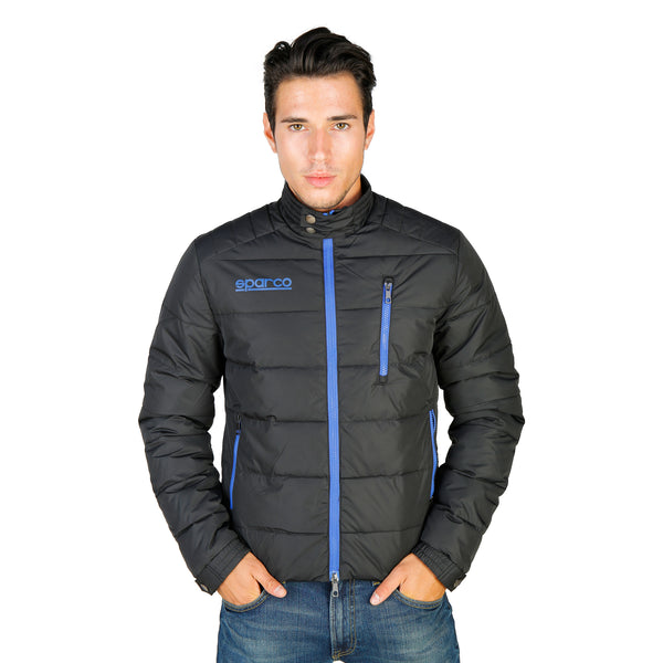 Sparco Black Jackets