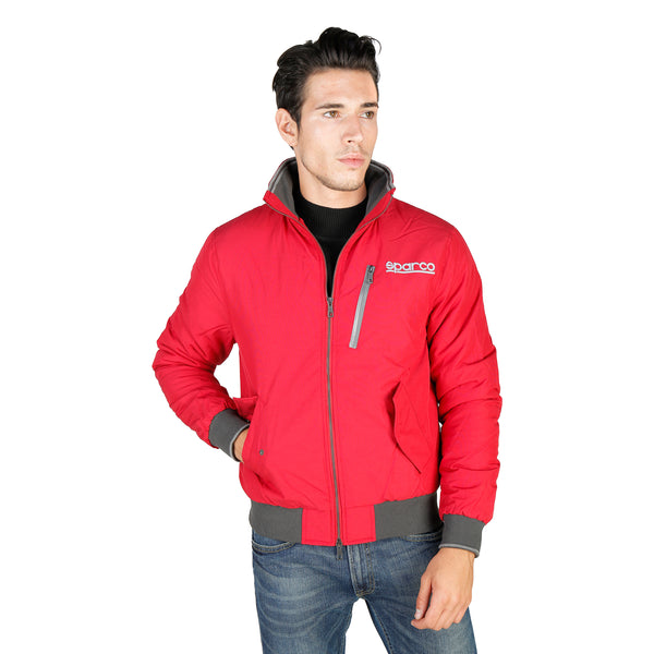 Sparco Red Jackets