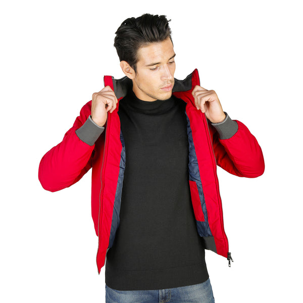 Sparco red, darkgray Men Jackets