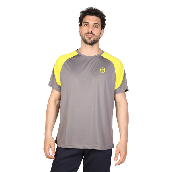 Tacchini Grey Men T-shirts