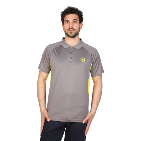 Tacchini Grey Men Polo