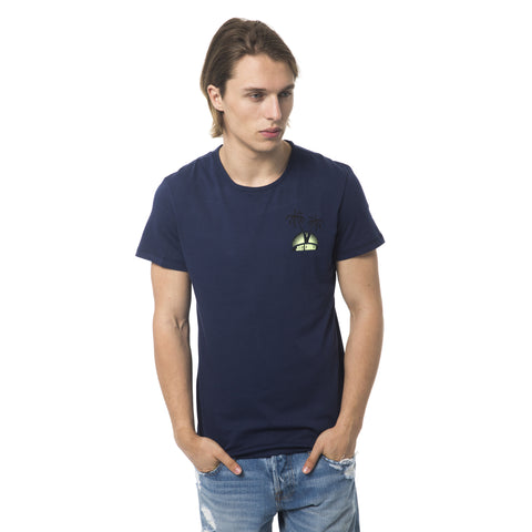 Just Cavalli Blue T-shirts