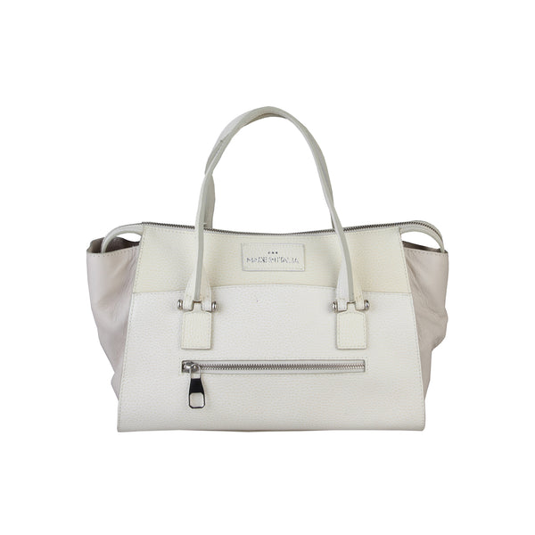 Made in Italia White Women Handbags