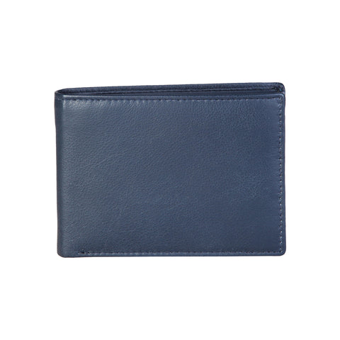 Made In Italia Blue Wallets