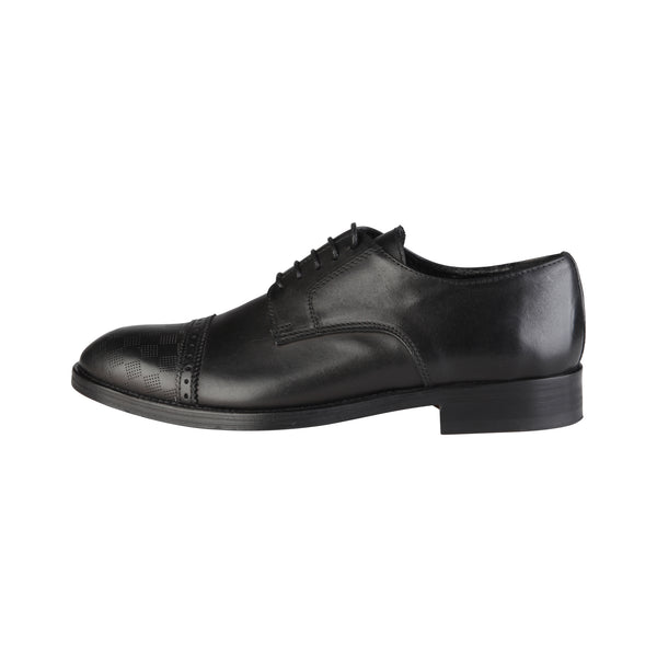 Made in Italia Black Men Lace up