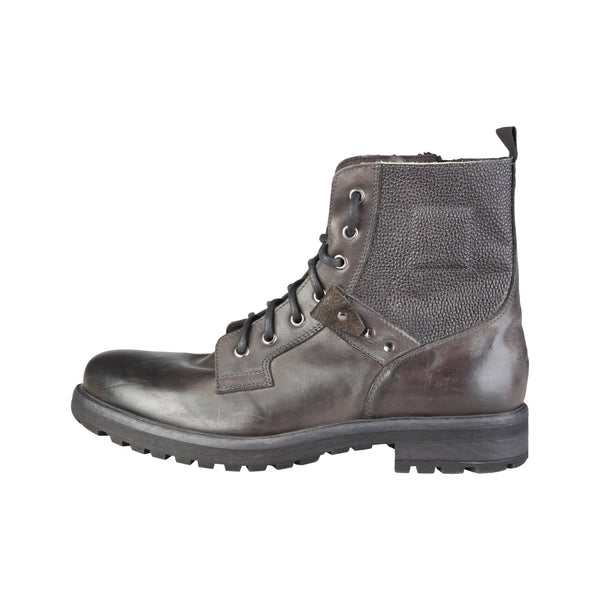 Made in Italia darkgray Men Ankle boots