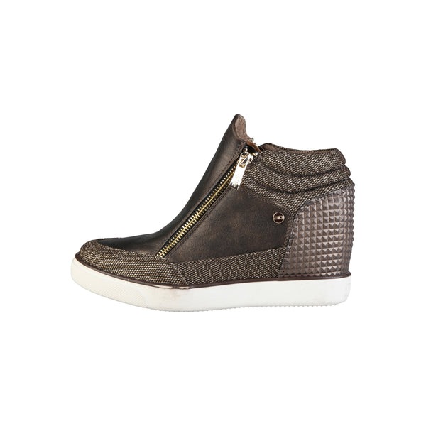 Ana Lublin Brown Wedges