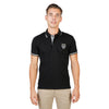 Oxford University Black Men Polo