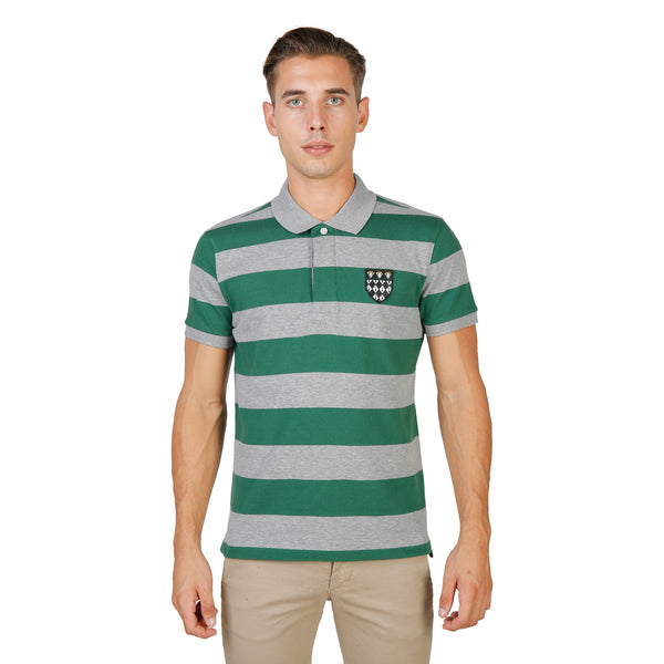 Oxford University Green Polo - MAGDALEN-RUGBY-MM-GREEN