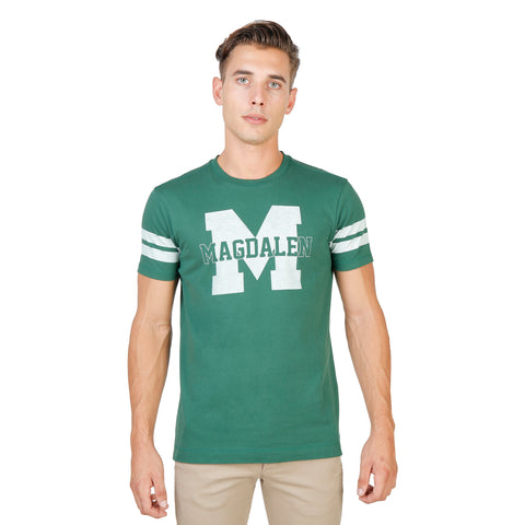 Oxford University Green Men T-shirts