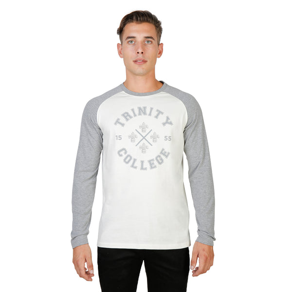 Oxford University Grey Men T-shirts