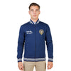 Oxford University Blue Sweaters - OXFORD-FLEECE-TEDDY-NAVY