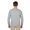 Oxford University lightgray Men Sweatshirts