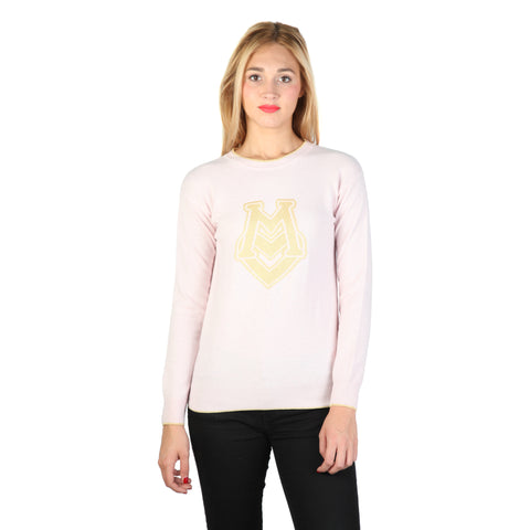 Love Moschino Pink Pullovers