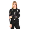 Love Moschino Black Pullovers - W_S_9G3_00_X_0936_4227