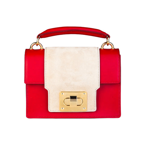 Made in Italia Red Handbags