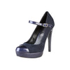 V 1969 Blue High Heels - LAURALIE_BLU