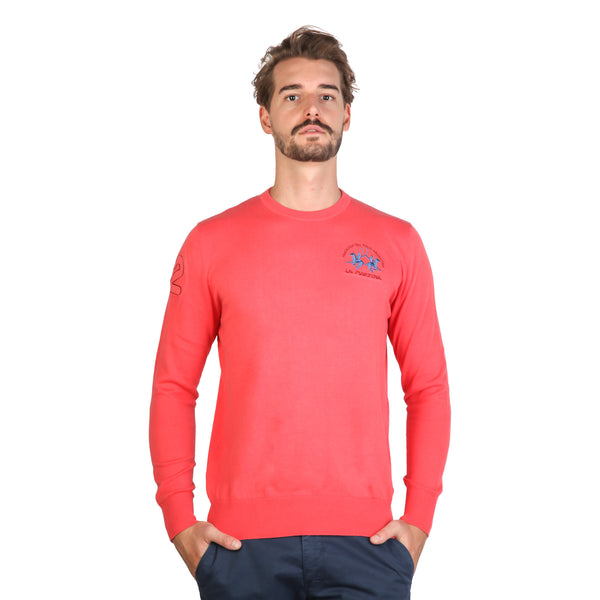 La Martina Red Pullovers
