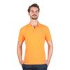 La Martina Orange Polo - HMP002PK01_02100_BRIGHTMARYGOLD
