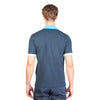 La Martina Blue Polo - HMP316PK01_07017_NAVY