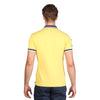 La Martina yellow, blue Men Polo