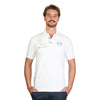 La Martina White Polo
