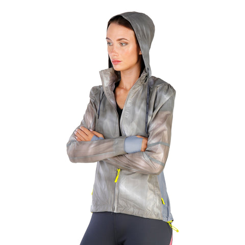 Elle Sport Grey Jackets