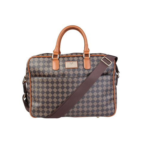 V 1969 Brown Briefcases