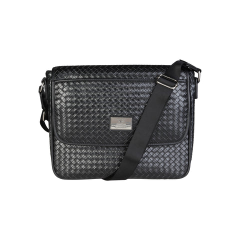 V 1969 Black Crossbody Bags