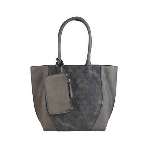 Pierre Cardin Grey Shoulder bags - MH53_515109_GRIGIO