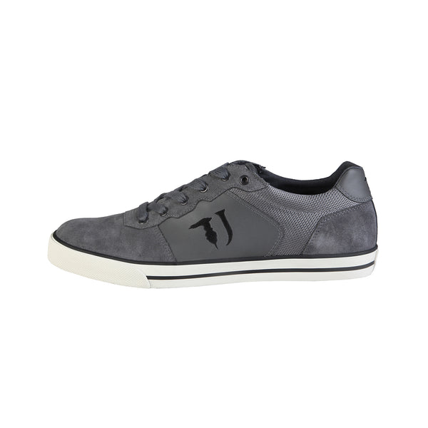 Trussardi Grey sneakers - 77S213_18_DARKGREY