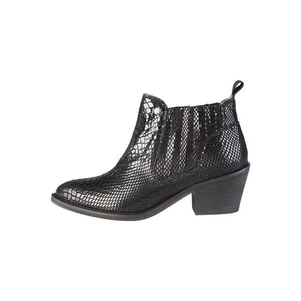 Trussardi Black ankle boots - 79S289_19_BLACK