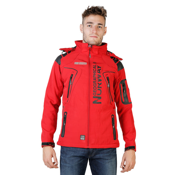Geographical Norway Red Jackets - Tambour_man_red