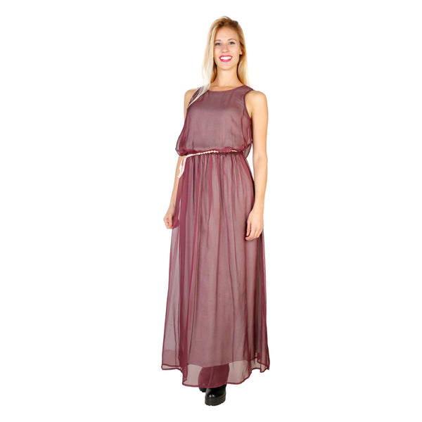 Silvian Heach purple, lightgray Women Dresses