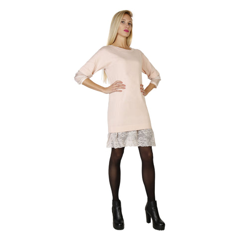 Silvian Heach lightpink, black Women Dresses