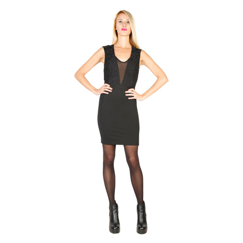 Silvian Heach Black Women Dresses