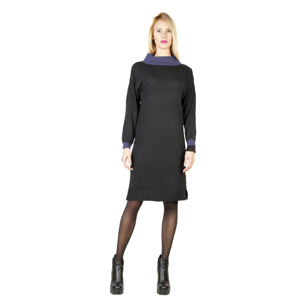 Silvian Heach black, navy Women Dresses