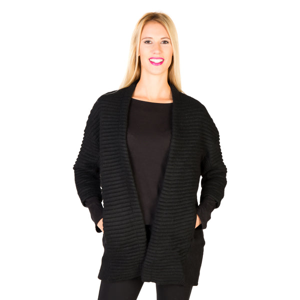Silvian Heach Black Pullovers - PGA16407CD_BLACK