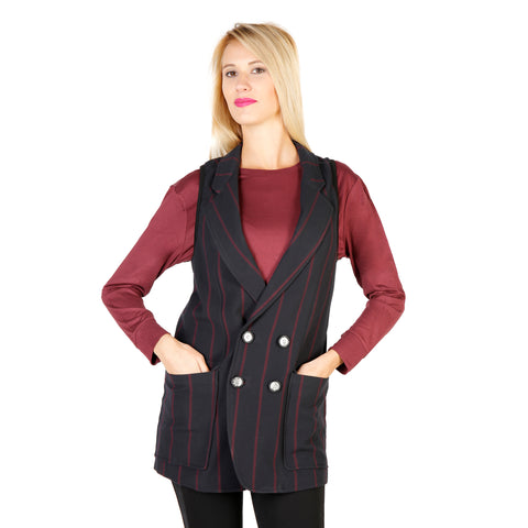 Silvian Heach black, darkred Women Jackets