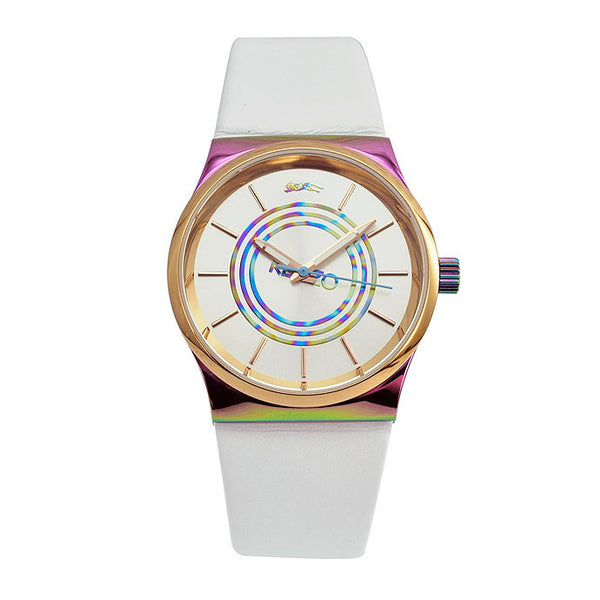 Kenzo White Watches