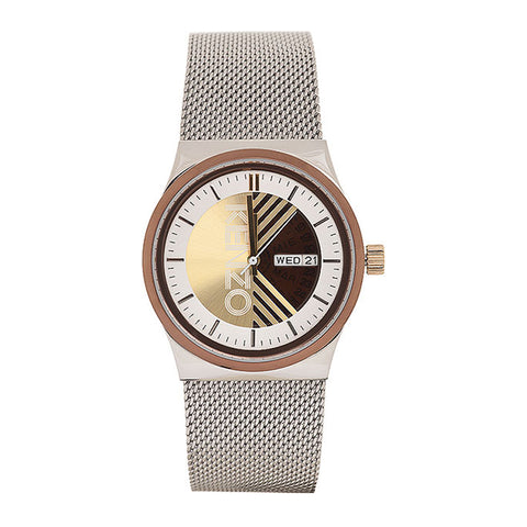 Kenzo silver, gold Unisex Watches