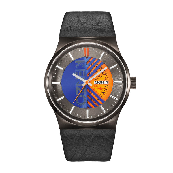 Kenzo Black Watches
