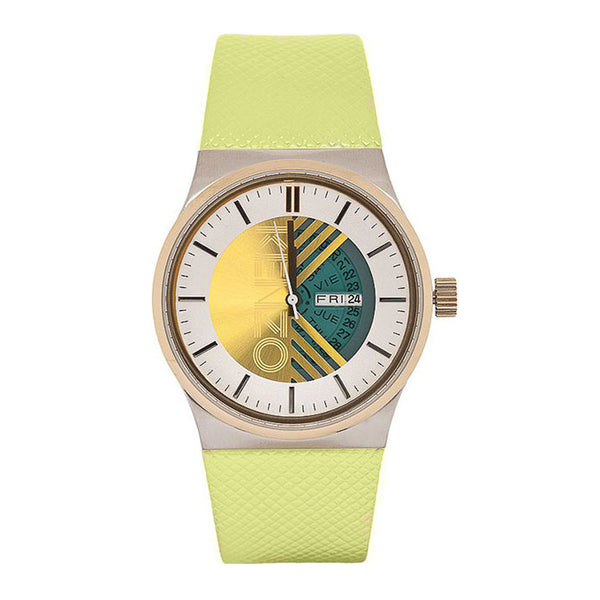 Kenzo Yellow Watches