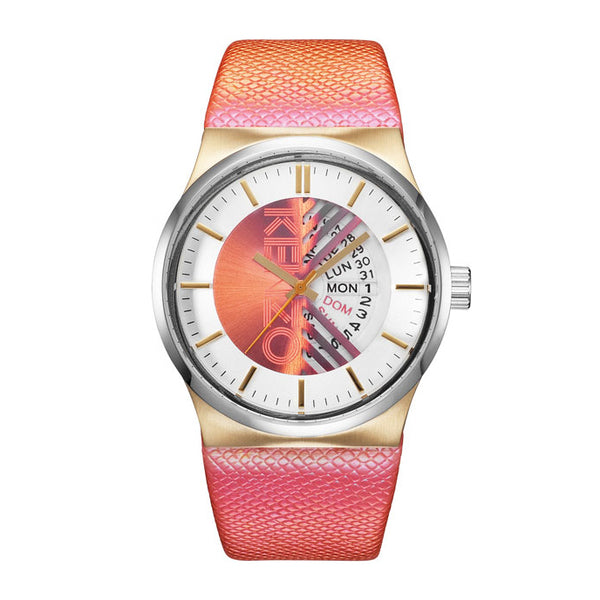 Kenzo Pink Watches - K0064007