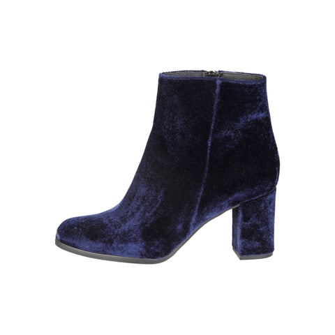 V 1969 Blue Ankle boots