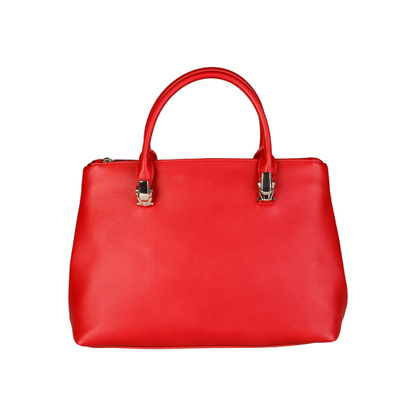 Cavalli Class Red Handbags