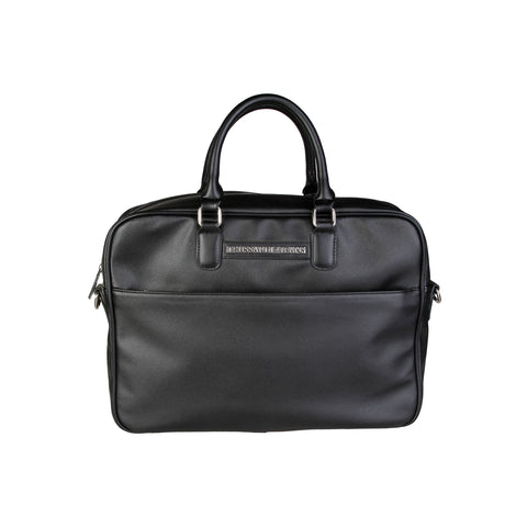 Trussardi Black Briefcases